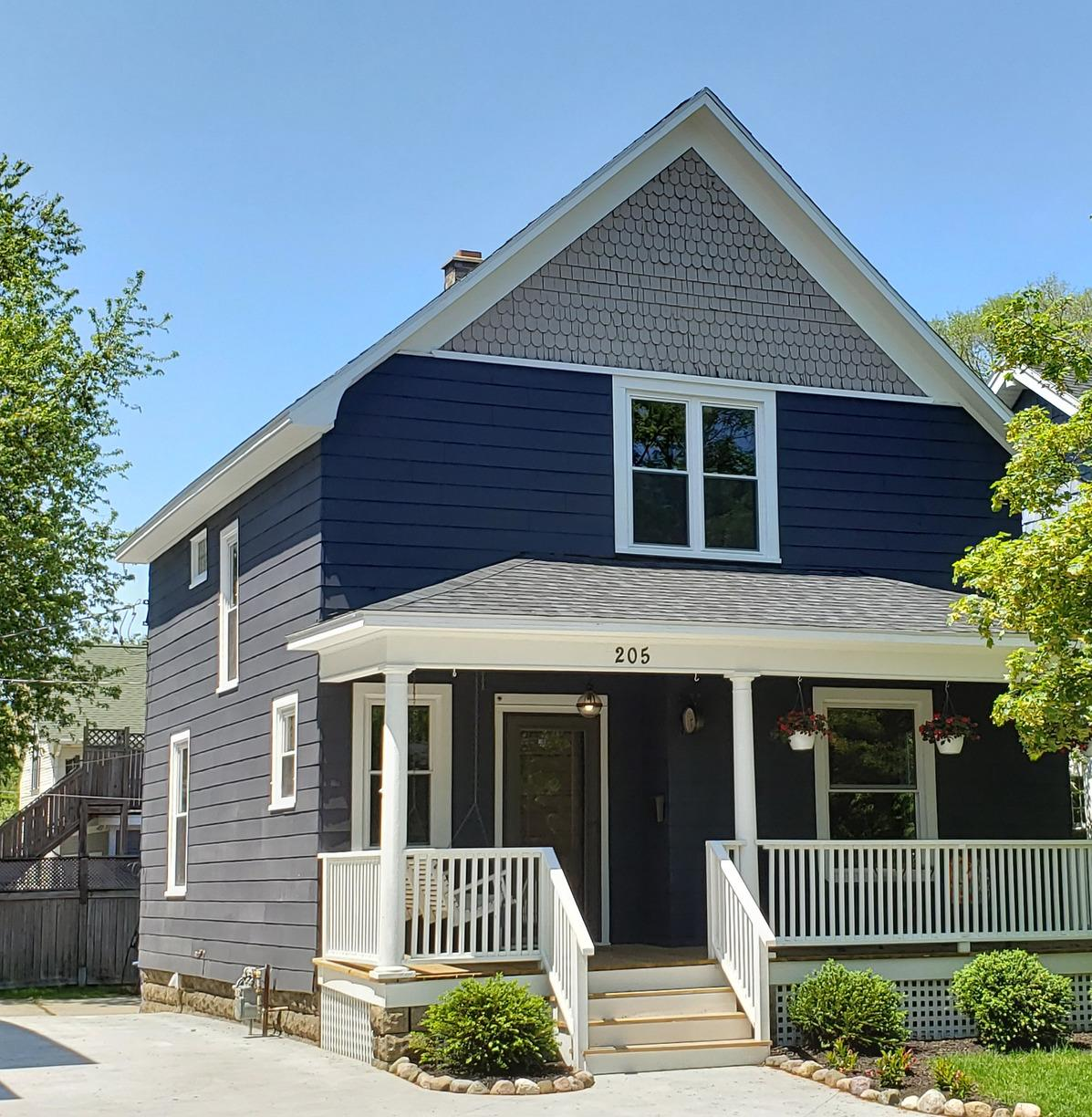 A Shocking Rehab in Grand Haven, MI - After Photo