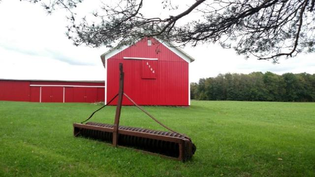 Red barn make over in Rockford, MI - After Photo