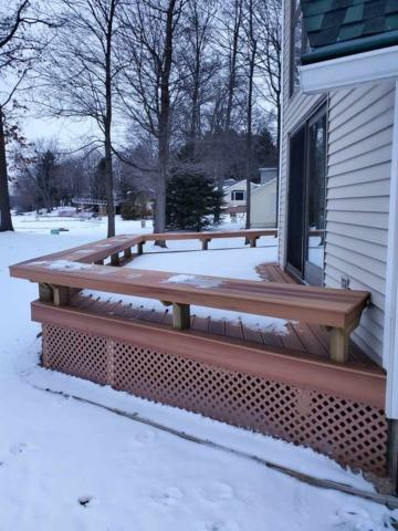 Deck Building in Rockford, MI