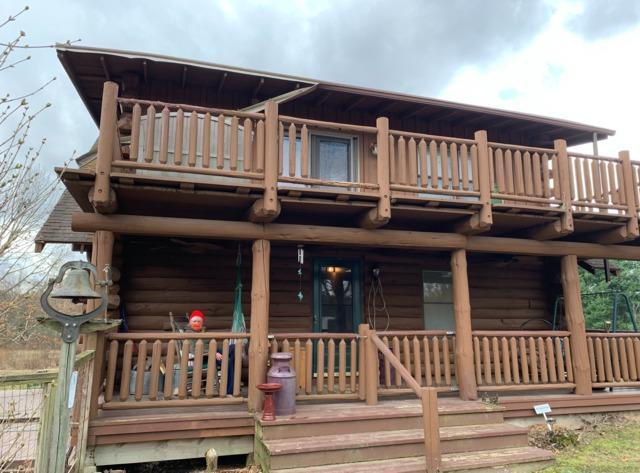 Cedar Deck Restore