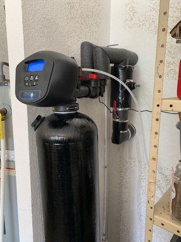 Greensboro, NC City Water System Install