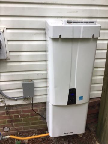 Carrboro, NC City Water System Install