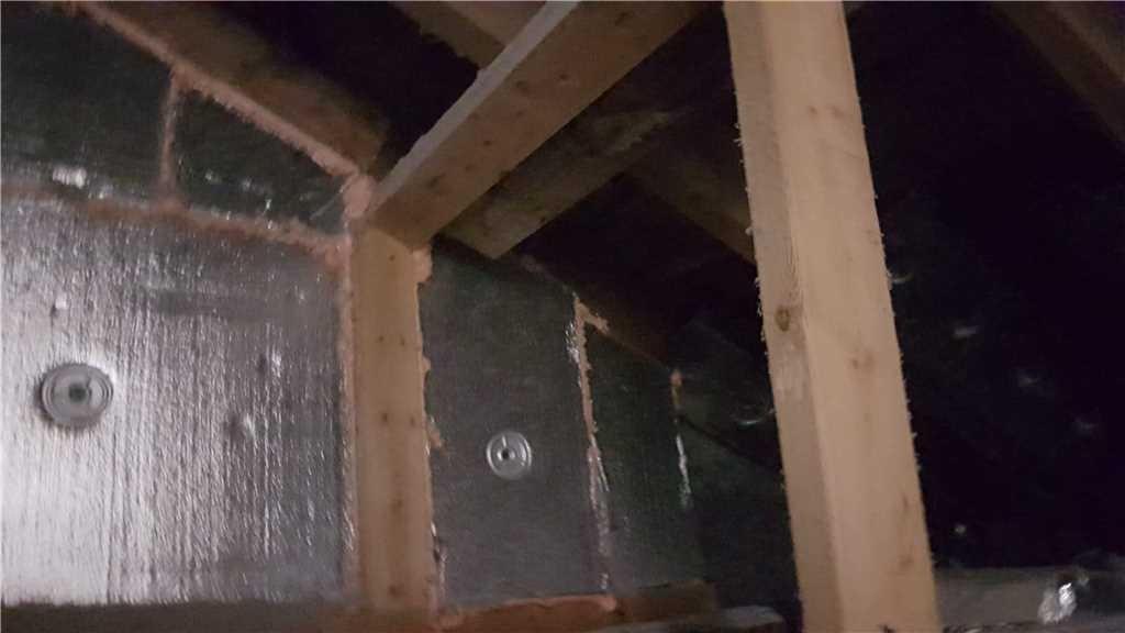Pièce adjacente au grenier à Mont-Royal, Qc - After Photo