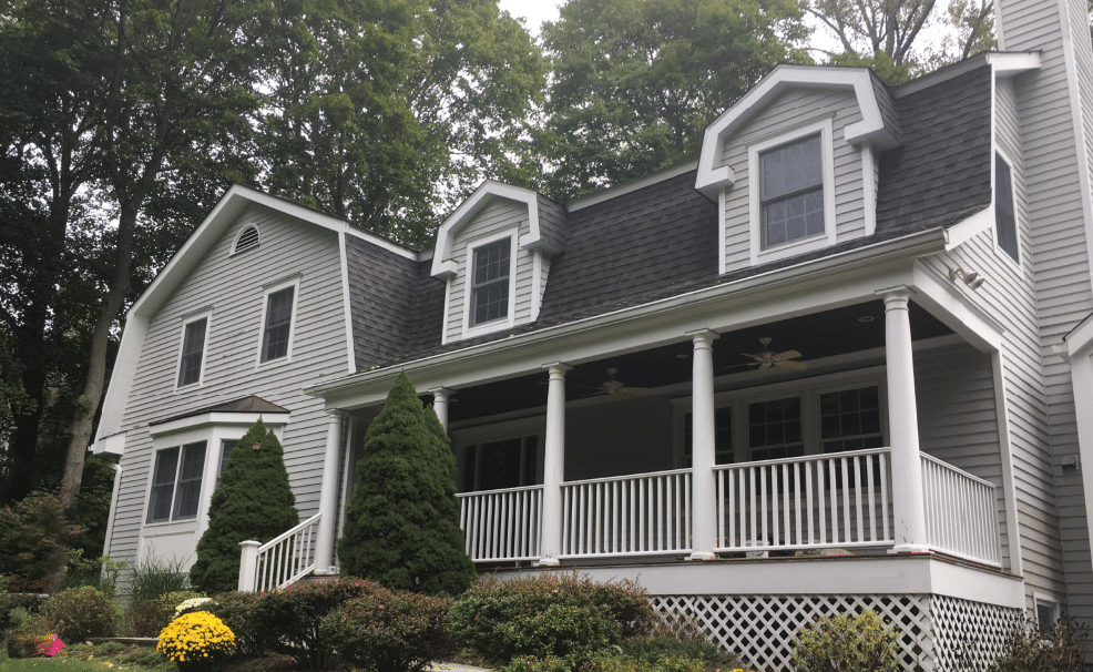 Exterior Painting in Greenwich, Connecticut - After Photo