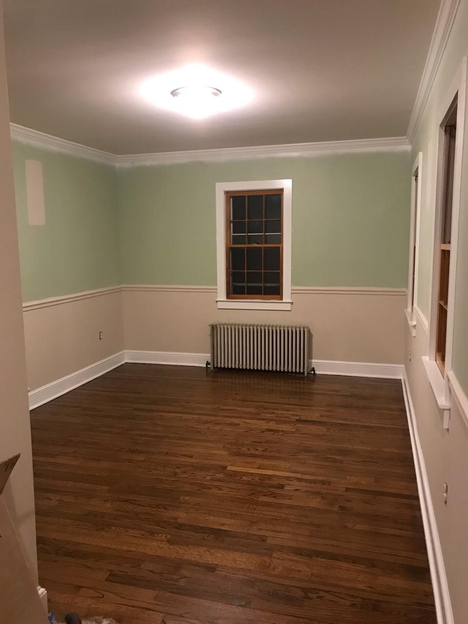 Interior Painting in Old Greenwich,CT - After Photo