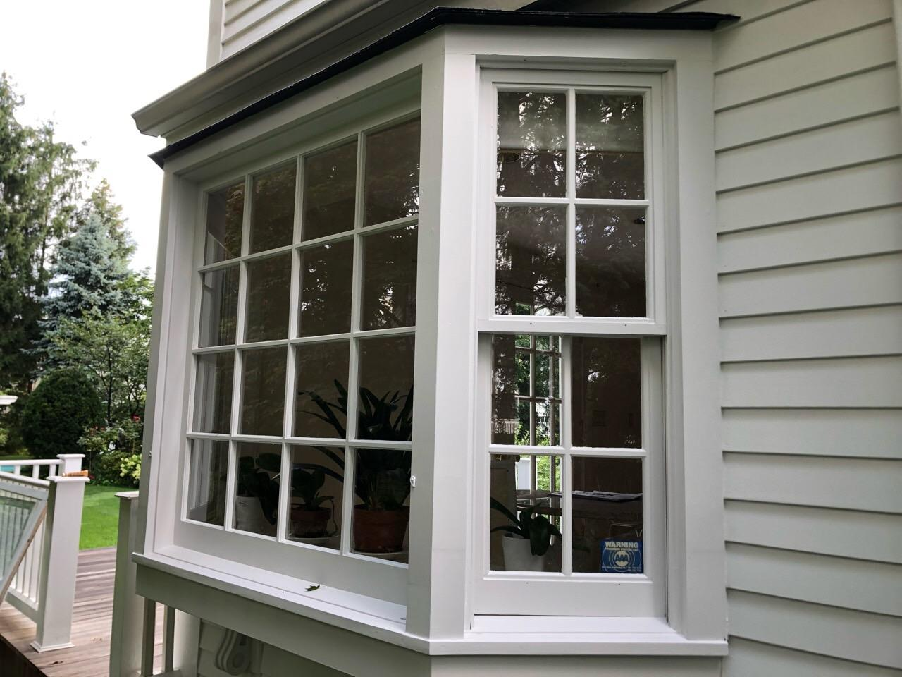 Exterior Painting in Greenwich, CT - After Photo
