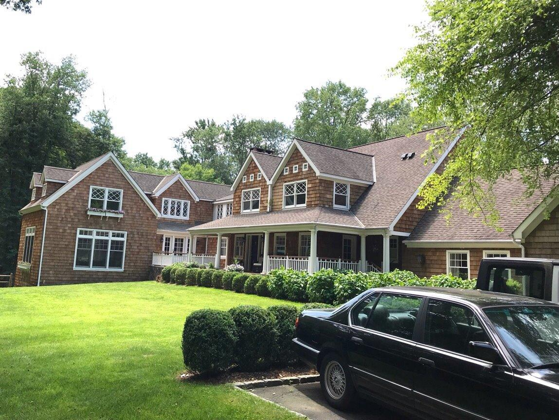 Pressure Washing in Greenwich, CT - After Photo