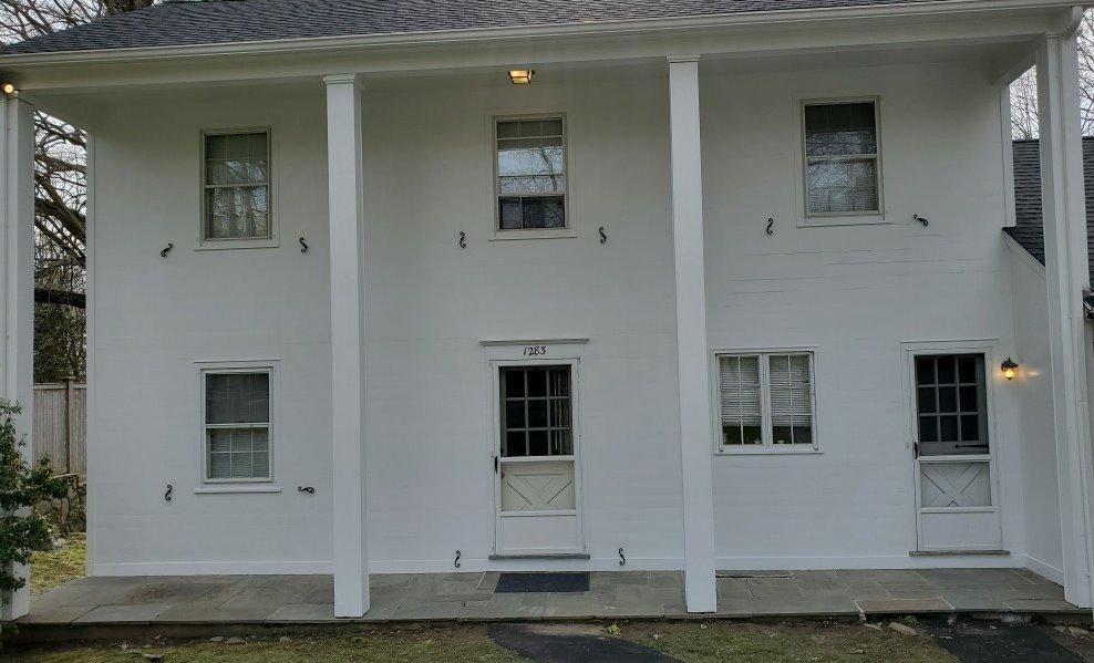 Commercial Painting for Fairfield University - After Photo