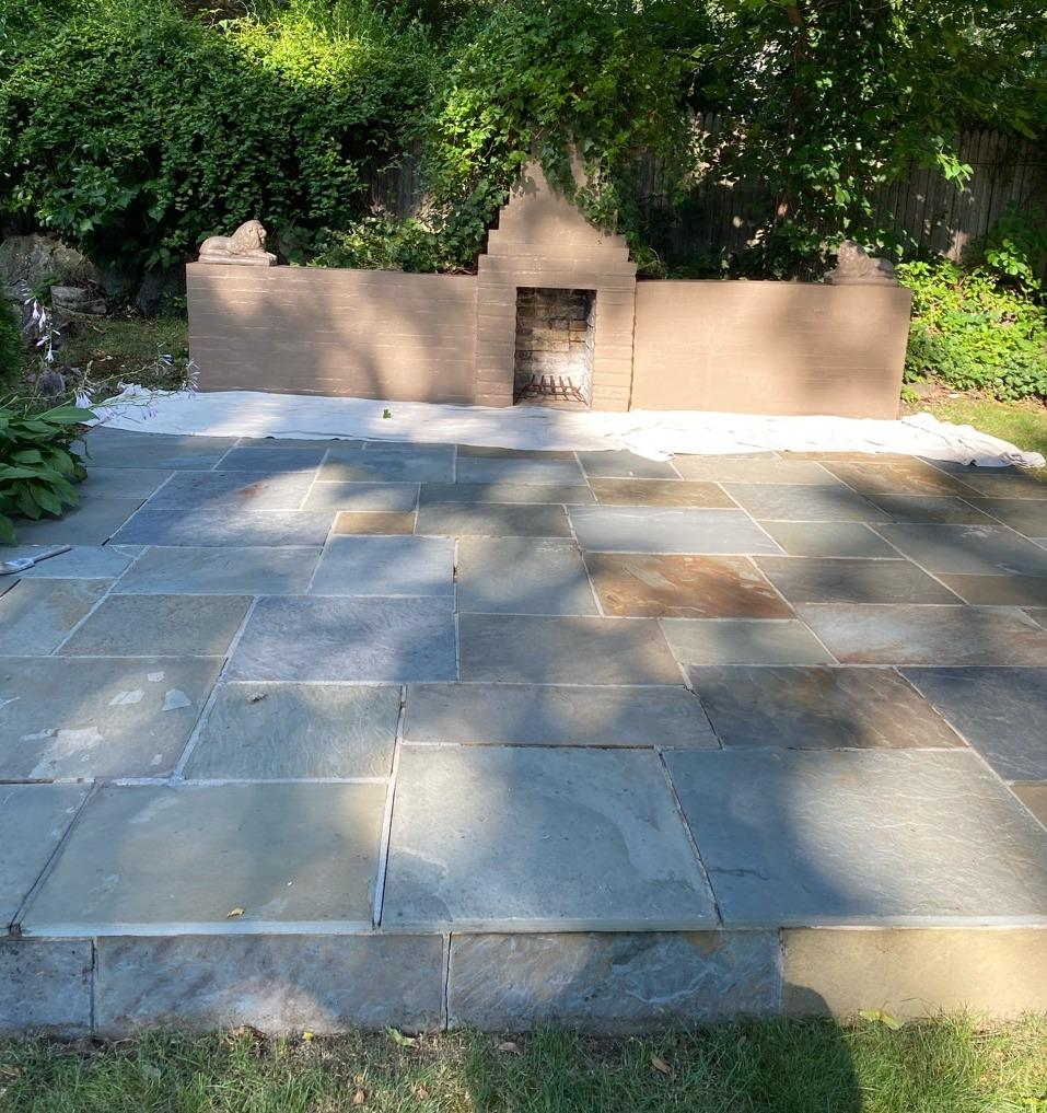 Power Washing in Cos Cob, CT - After Photo