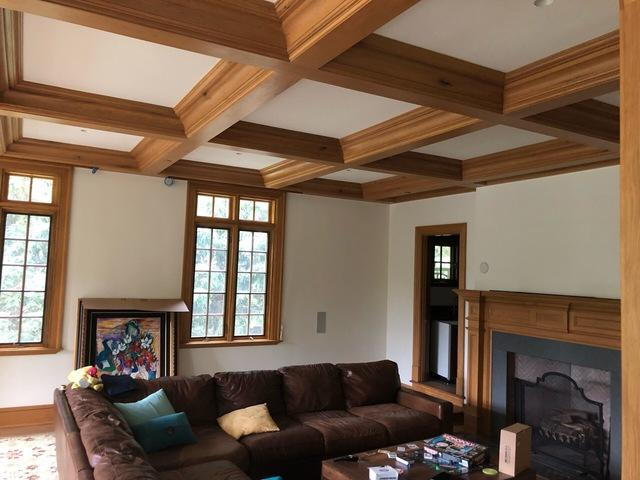 Interior Renovation in Wilton, CT