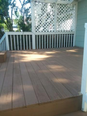 Deck Staining in West Haven, CT