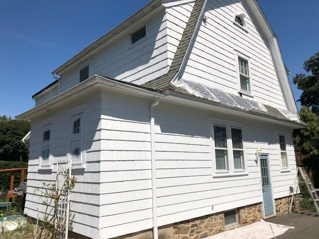 Sanding and Exterior Primer in Fairfield
