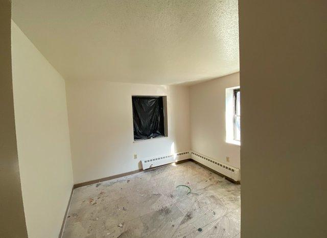 Interior Painting at Bridgeport Housing