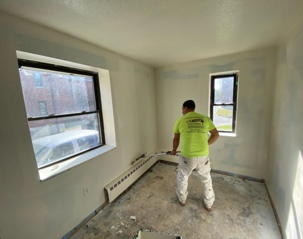 Bridgeport Housing Interior Painting