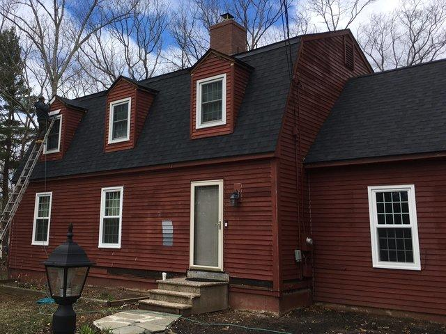 Exterior Painting in South Lyme, CT