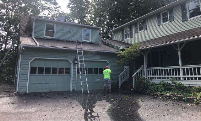 Exterior Painting in Hamden, CT