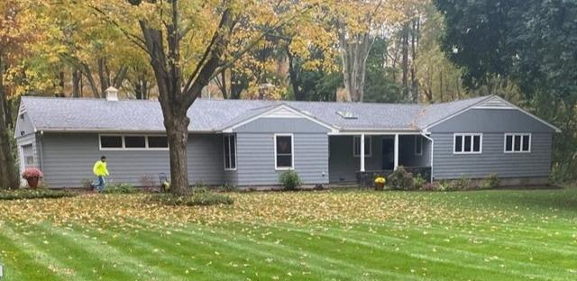 Dramatic Transformation: Exterior Painting in Woodbridge, CT