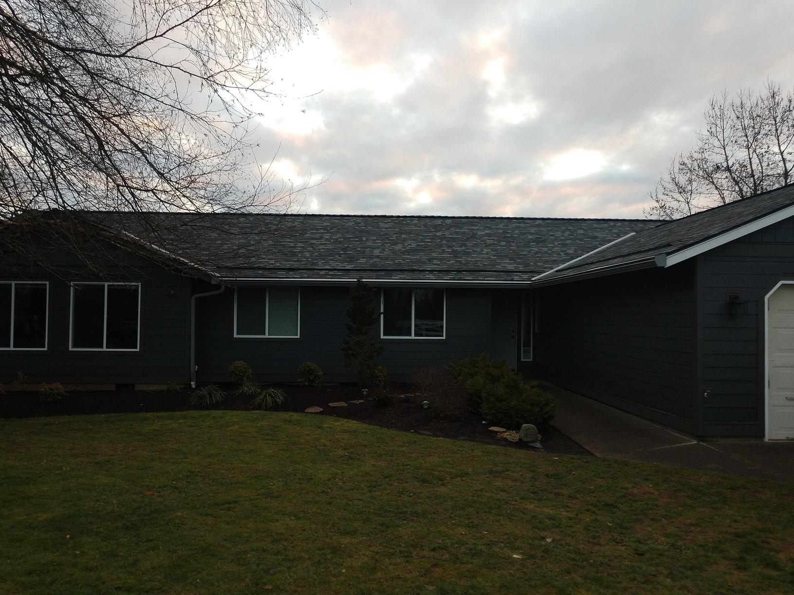 Vancouver, WA Fiber Cement Siding Replacement - After Photo