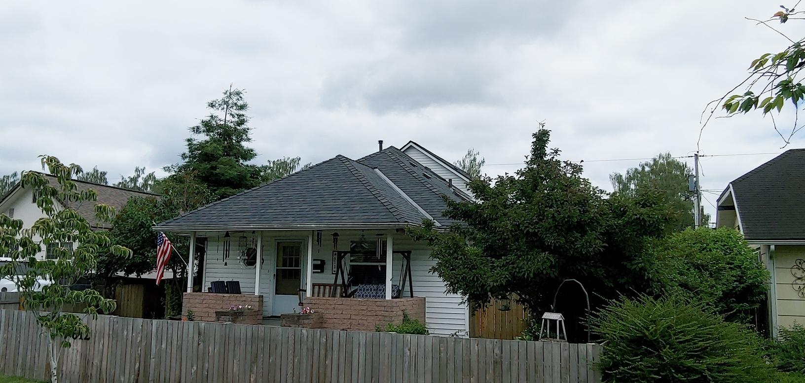 Owens Corning Roof Replacement in WA - After Photo