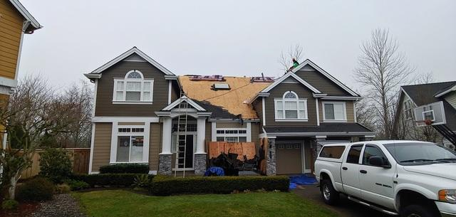 Roof Replacement in Camas, WA