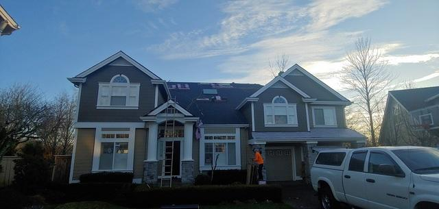 Roof Replacement in Camas, WA - After Photo