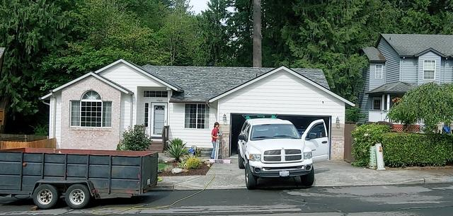 Owens Corning Roof Replacement and Gutter Shutter Install in Sandy, OR - After Photo