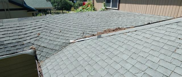 Owens Corning Roof Install in Portland, OR - Before Photo