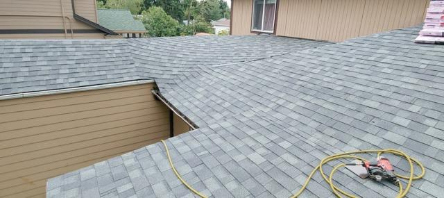 Owens Corning Roof Install in Portland, OR