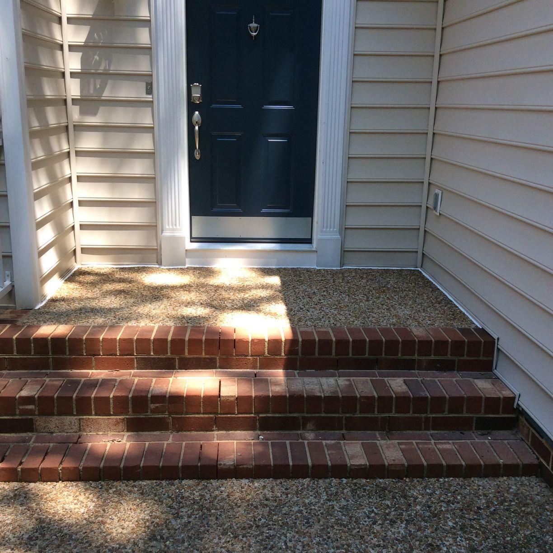 Concrete Leveling in Glen Allen, VA - After Photo
