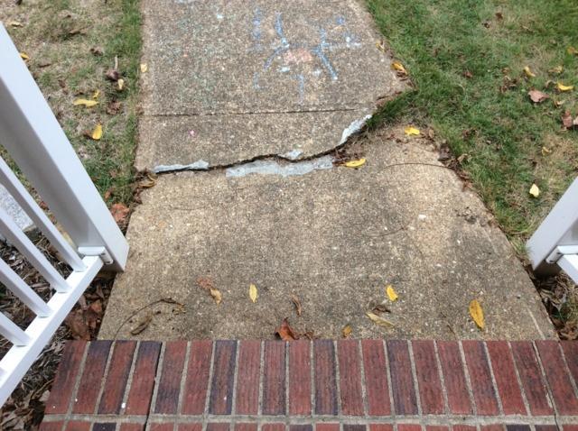 Crack Repair in Richmond, VA