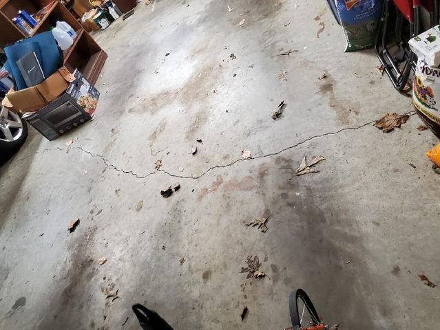 Interior Concrete Repair in Ashland, VA