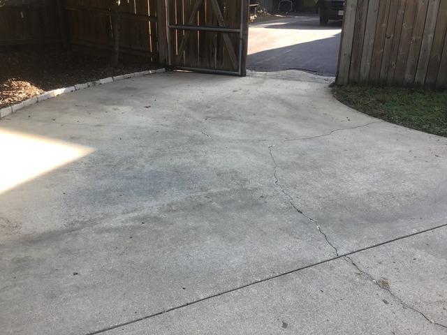Crack Repair in Spotsylvania, VA