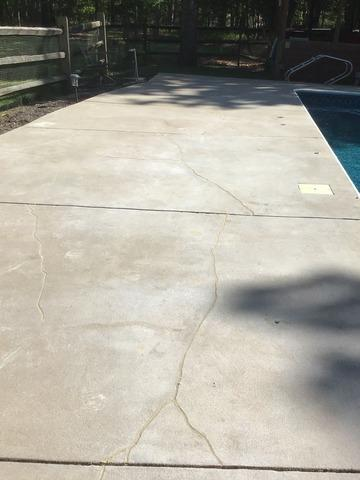Concrete Lifting/Leveling in Spotsylvania
