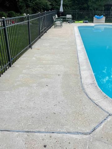Pool Deck Repair in Richmond