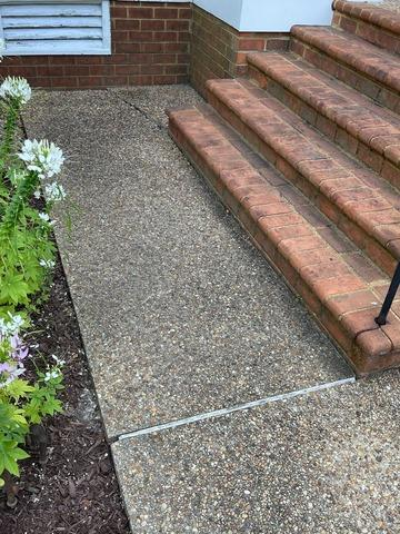 Concrete Lifting/Leveling in Mechanicsville