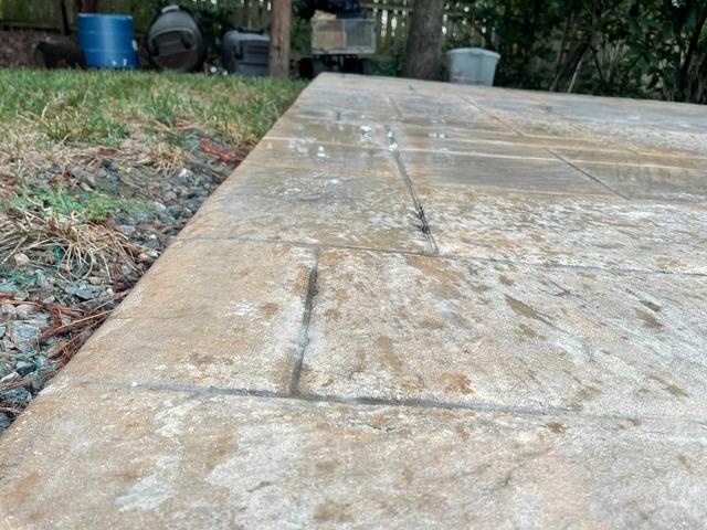Concrete Pool Deck Repair in Glen Allen