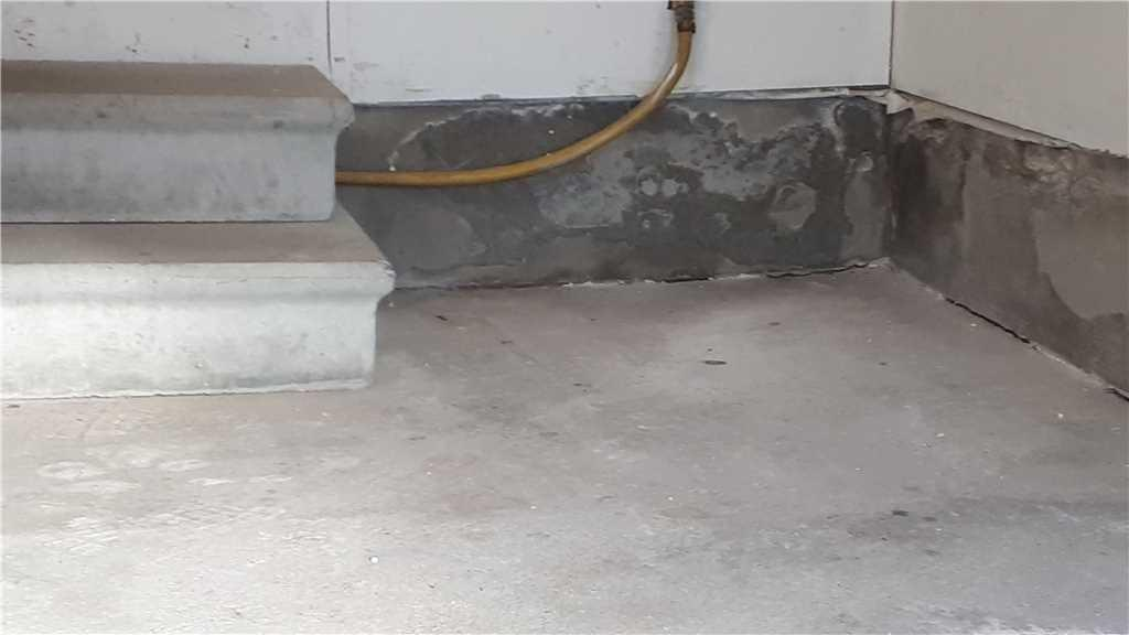 Risk of Water Seepage from Sinking Garage Floor in Mississauga, Ontario - After Photo