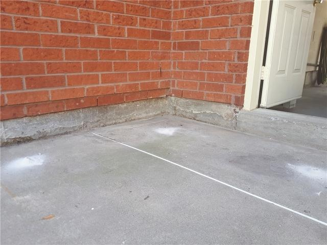 Lifting a Sinking Patio in Whitby, ON