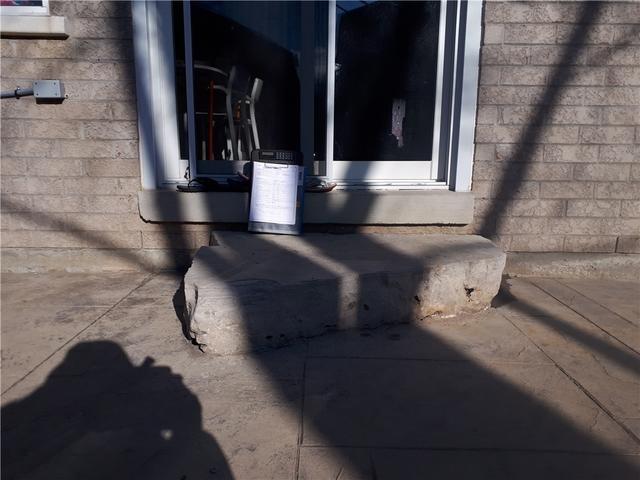 Concrete Patio Stabilized, Woodbridge , ON