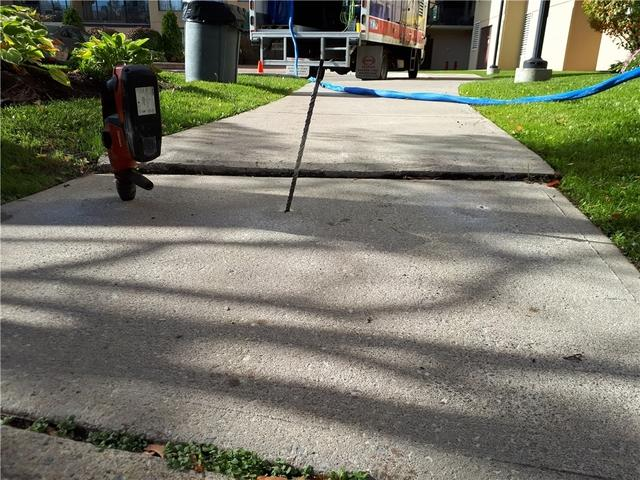 Mississauga On Concrete Lifting Amp Concrete Crack Repair