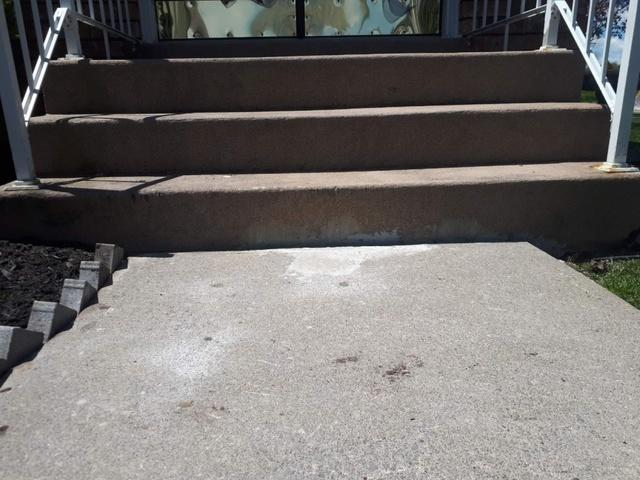 Step Transformation with PolyLevel® Installation in Peterborough, ON