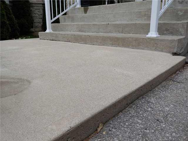 PolyLevel® Lifting of Walkway and Stairs in Maple, ON