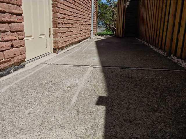 Walkway Repair with PolyLevel® and Caulking Installation in Brampton, ON