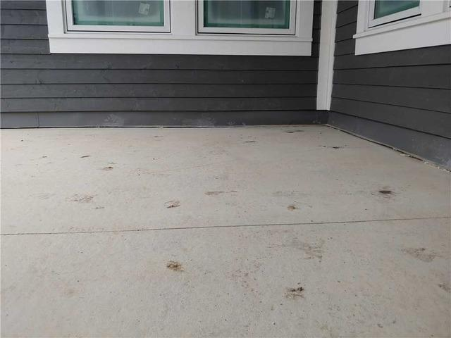 Concrete Sinking Before Building is Even Finished in Toronto, Ontario