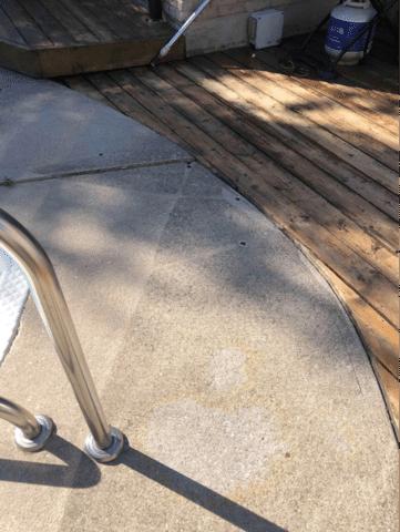Sinking Concrete Postpones New Deck Build in North York, Ontario