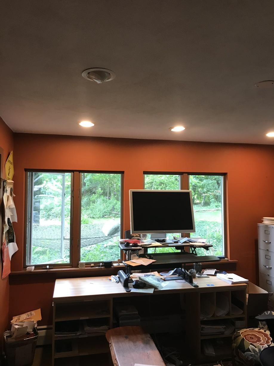 Carrier Ductless installation done for our customer in West Haven, CT! - Before Photo