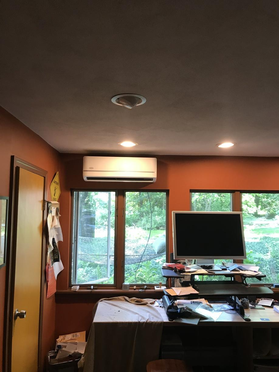 Carrier Ductless installation done for our customer in West Haven, CT! - After Photo