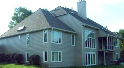 Install James Hardie siding in Leawood, KS - After Photo