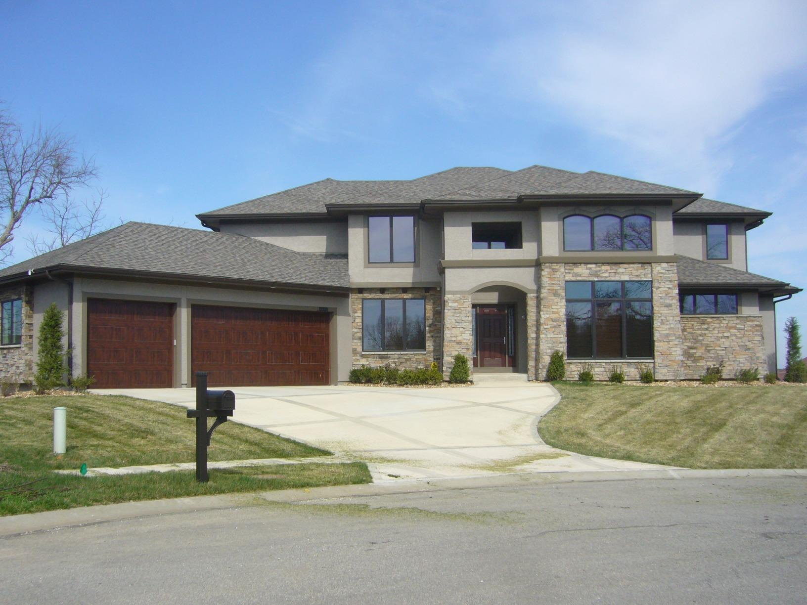 New Construction in Overland Park, KS - After Photo
