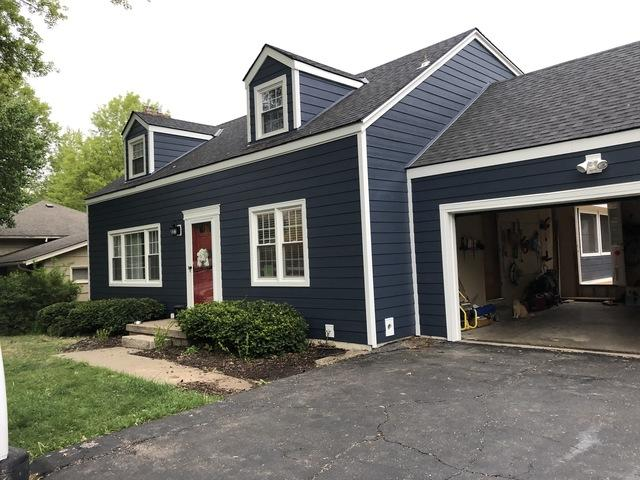 Install James Hardie Siding. Overland Park, KS - After Photo